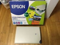Epson Perfection 1200U Scanner (USB)