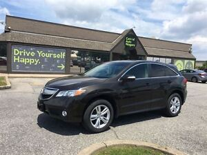 2014 Acura RDX Tech Pkg/CARPROOF CLEAN/NAV/LEATHER/SUNROOF