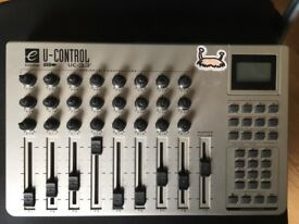 Evolution UC33 USB Midi Controller