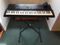 Casio Keyboard, full size keys, 5 octave