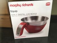 Morphy Richards Digital Scales