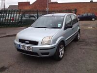Ford Fusion 1.4 TDCI - Diesel - 5 Door - Cambelt Replace - P/x Welcome