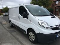 Vauxhall Vivaro 2014 Van - excellent condition