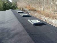 Roofer .Repairs £75,CHEAPEST FLAT ROOF IN LONDON.leaks gutter clean £40. Chimney