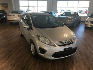 2013 Ford Fiesta S 5-speed manual