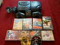 Sega mega cd 2 with megadrive 2 and games only 90 pounds!!!!!