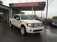 2011 Ford F-150 Lariat Limited gps toit cuir