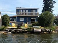Waterfront Cottage/ Home