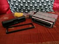 Car radio and CD player