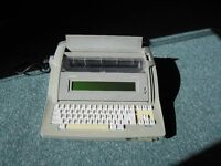 Brother GW-25 electronic typewriter