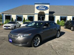 2013 Ford Taurus SEL LEATHER NAVIGATION SUNROOF HEATED SEATS