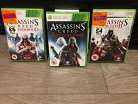 Xbox 360 - Assassins Creed Bundle