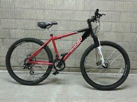 Apollo Phaze Mountain Bike.