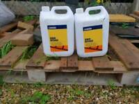 2 containers of SBR bond primer