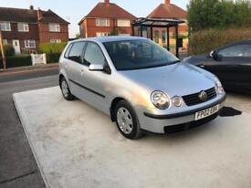 VW Polo immaculate, only 57k.