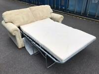 Sherborne quality sofabed immaculate condition can deliver