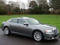 2012 Chrysler 300C 3.0 TD Executive 4dr - NEW SHAPE - ULTIMATE LUXURY & COMFORT