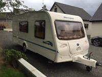 Bailey ranger 510/4L 4 Berth caravan
