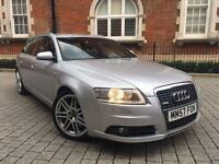 2008 AUDI A6 AVANT 2.7TDI AUTO LE MANS S LINE***CHEAPEST IN UK** IMMACULATE** A4 3.0 tdi quattro