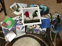 Biffy Clyro Only Revolutions Box Set, Singles + More (Very Very Rare)