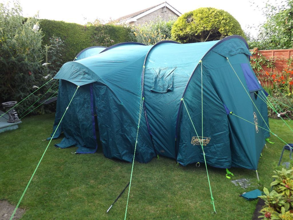 Coleman Ontario 400 Tent In Buntingford Hertfordshire