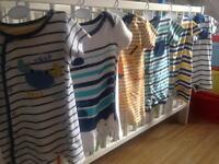 Boys clothes age 6-9 months bundle