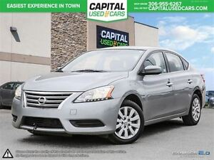 2014 Nissan Sentra S * Bluetooth * Cruise Control * A/C