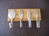 cutlery tile key ring holder