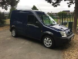 2005 Ford transit connect 1.8 diesel 10 months mot 123k Miles alloy wheels tow bar ready for work