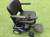 Electric wheelchair Powerchair, TRAVELUX QUEST, AS NEW CONDITION, CAN DELIVER