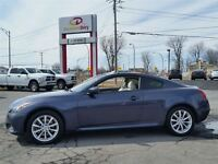 2012 Infiniti G37X G37 X AWD COUPE TOIT OUVRANT MAGS CUIR 3.7 L.
