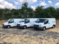 FORD TRANSIT t280 SWB 2.2 DIESEL 2009 59-REG *CHOICE OF 3* DRIVES EXCELLENT