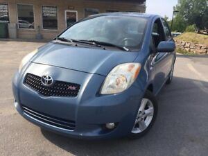 2007 Toyota Yaris LE/RS