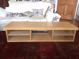 IKEA Oppli pine effect Media Unit, VG condition, £40 or nearest offer, collect Edinburgh EH10