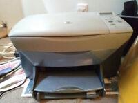 HP psc 750 printer copier scanner computer printer