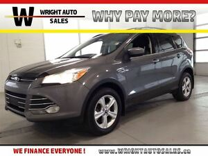 2013 Ford Escape SE| ECOBOOST| SYNC| PANORAMIC ROOF| 84,923KMS