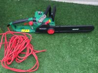 QUALCAST 2000W CHAINSAW 240v