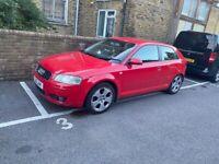 Audi, A3, S Line, Hatchback, 2004, Manual, 1595 (cc), 3 doors