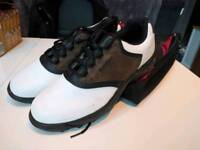 Footjoy golf shoes size 10 with case