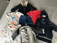 Infant boys designer clothes bundle. Ted Baker, junior J