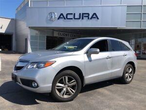 2015 Acura RDX TECH   NAVI   1OWNER   3.4%   AWD   273HP  