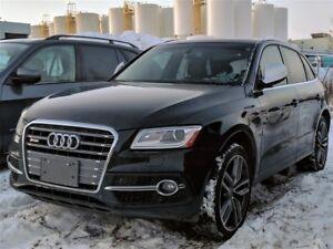 2014 Audi SQ5 3.0T QUATTRO TECHNIK
