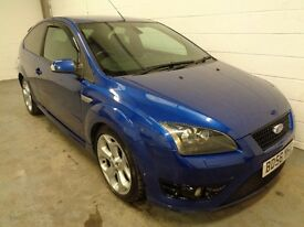 FORD FOCUS ST2 , 2006/56 REG , LOW MILEAGE + FULL HISTORY , LONG MOT , FINANCE AVAILABLE , WARRANTY