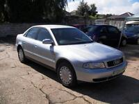 AUDI A4 1.6cc PETROL 45,000 MILES ONLY FSH 1 LADY OWNER