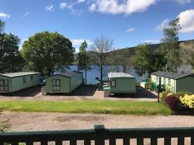 💥STATIC CARAVANS FROM ONLY £12,995 WITH LOW COST FEES ON THE BANKS OF LOCH FYNE💥