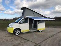 VW T5 Campervan 1.9 litre 102bhp TDi swb 59615 miles