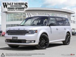 2016 Ford Flex LIMITED: LOCAL MANITOBA VEHICLE, ONE OWNER, LOADE