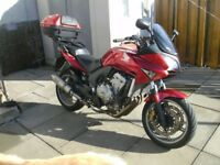 This is Cheapest 2009 CBF600SA-8 available anywhere with a years MOT