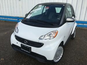 2015 Smart fortwo Pure *NAVIGATION-HEATED SEATS*