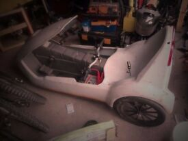 Sinclair C5 Electric Trike ( Working )